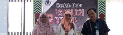 """Bedah Buku """"Psikologi Belajar"""" Karya Dr. Lilik Sriyanti, M.Si."""