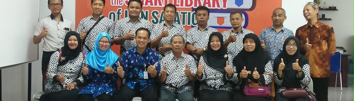 Studi Banding TIM Perpustakaan Universitas Muhammadiyah Yogyakarta (UMY), 13 Februari 2019
